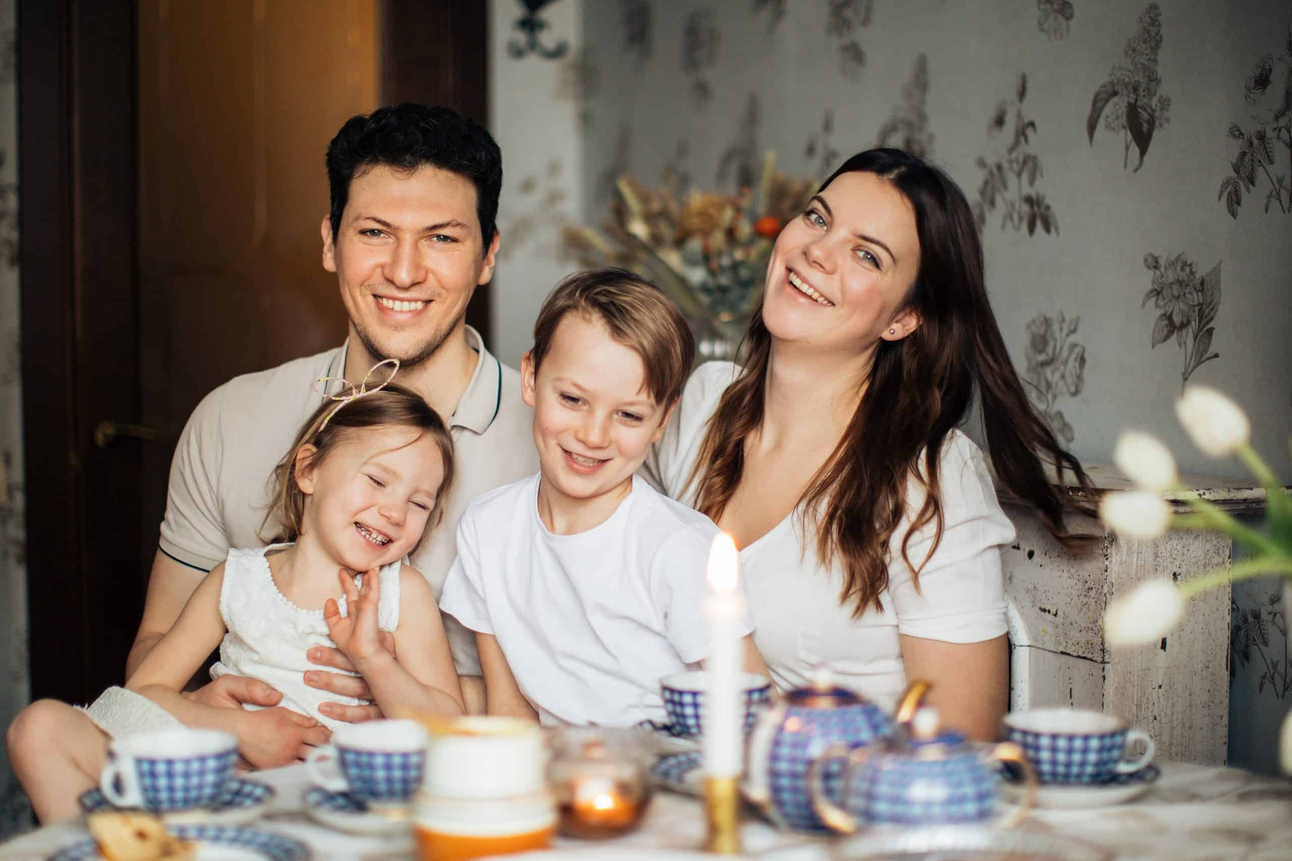 L'art d'être parents à deux – Cours I : COMMENT BIEN DÉMARRER ?