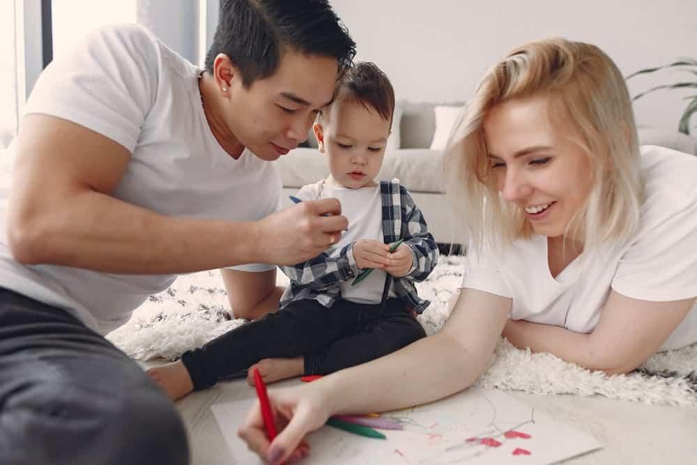 L'art d'être parents à deux – Cours III : ÊTRE À DEUX SUR LE TERRAIN